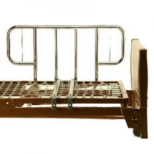 Invacare Reduced Gap Half-Length Bed Rail