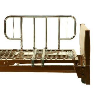 Invacare Reduced Gap Half-Length Bed Rail