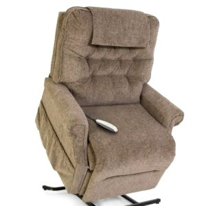 Pride Heritage Collection Lift Chair-Button Back LC-358XL
