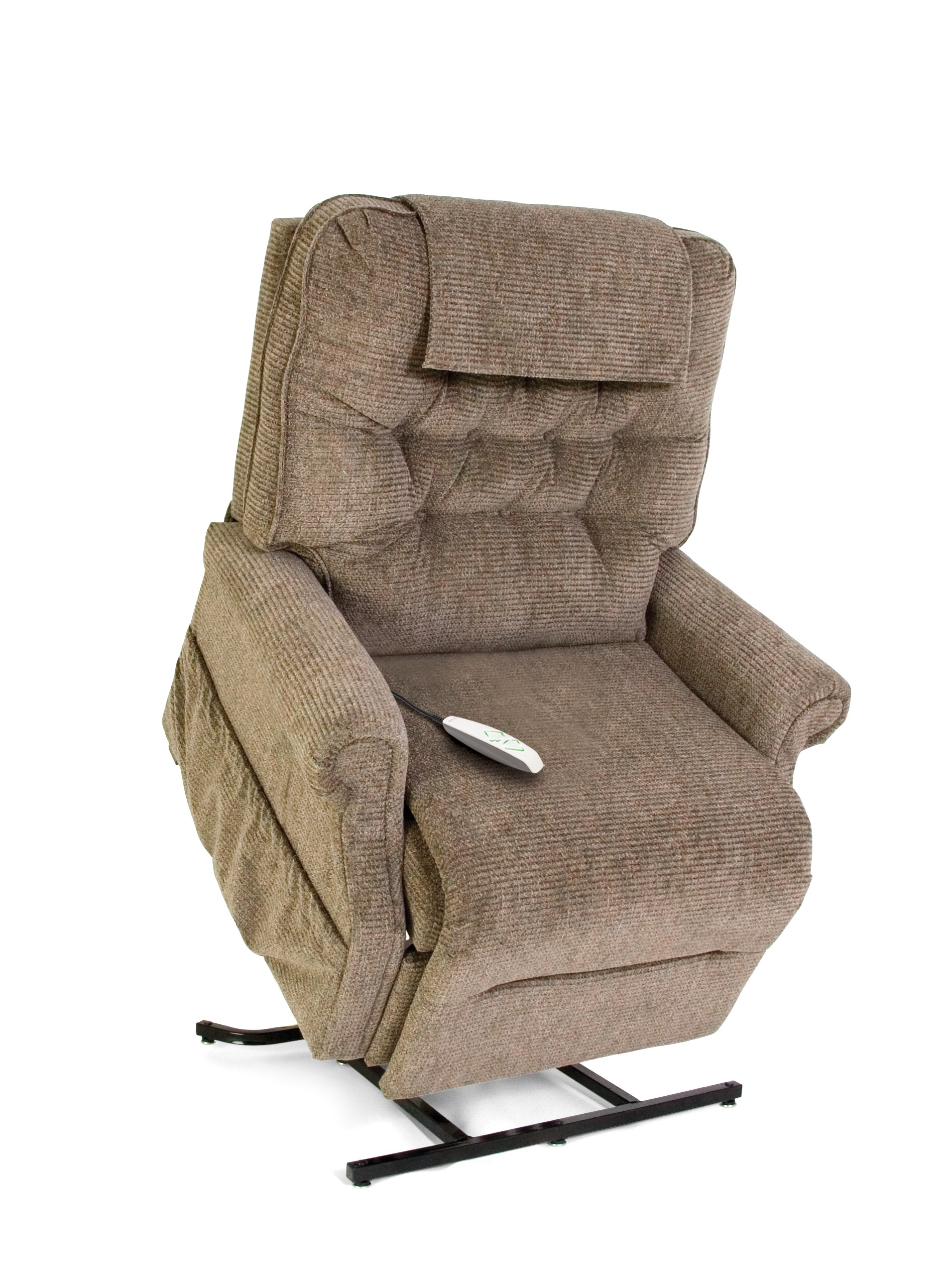 Pride Heritage Collection Lift Chair Button Back LC 358XL