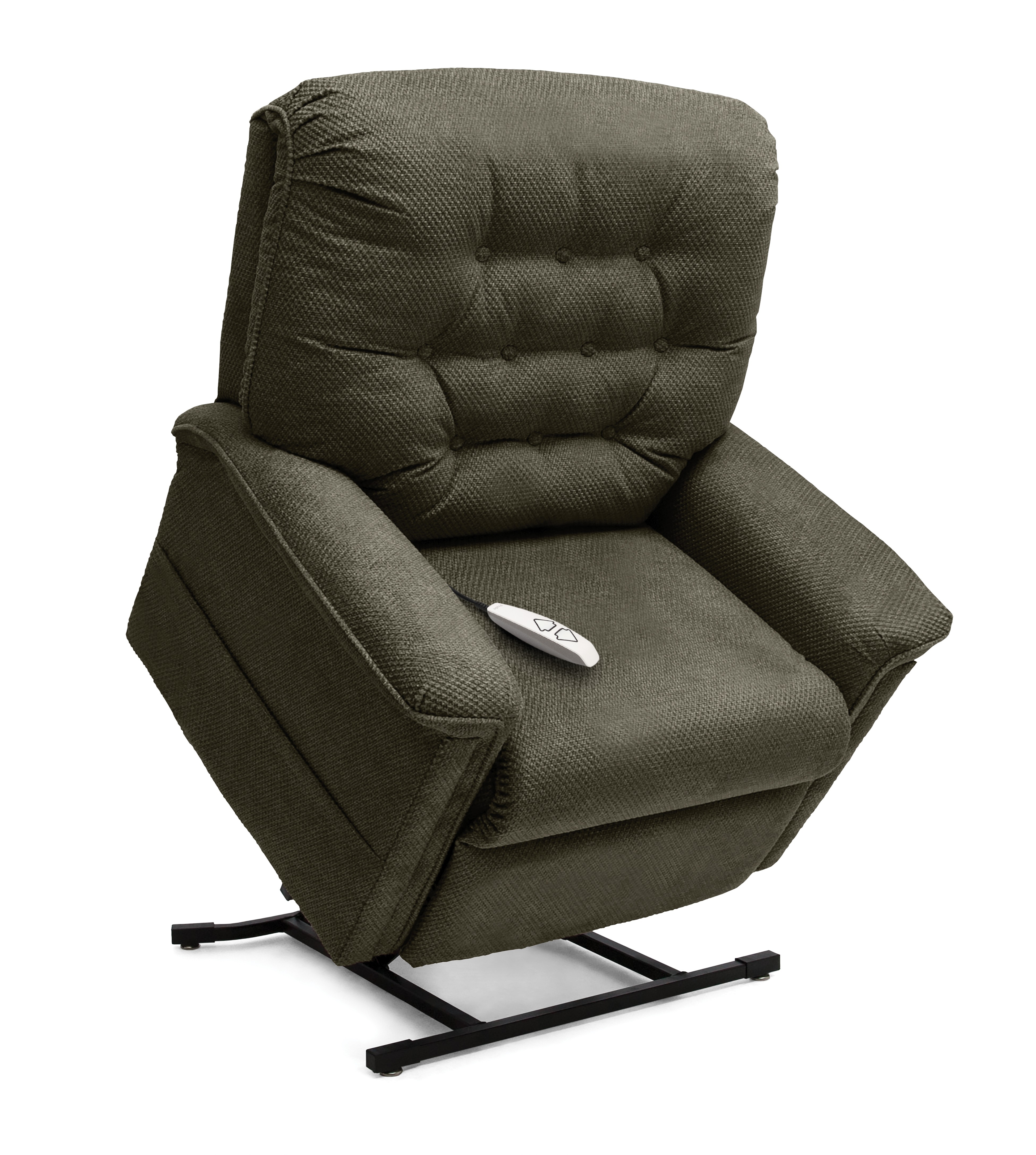 Pride Heritage Collection Lift Chair-Button Back