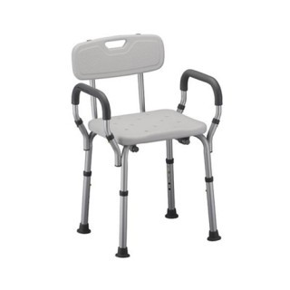 Nova Heavy Duty Bath Seat with Arms and Back