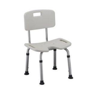 nova bath seat with back hygienic ushape seat