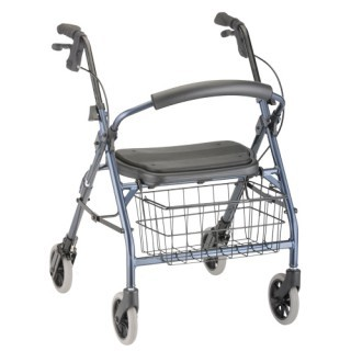 Nova Cruiser Deluxe Jr Rolling Walker - 3 Colors