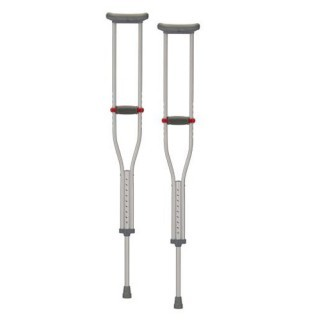 Nova Crutch Aluminum Quick Adjustable