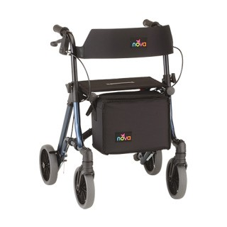 Nova Forté 23 Rolling Walker - 2 Colors