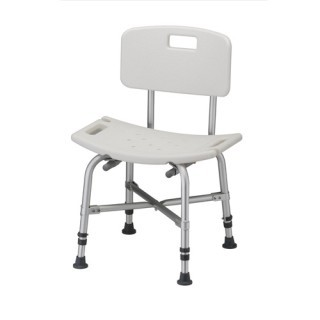 Nova Heavy Duty Bath Seat With Back