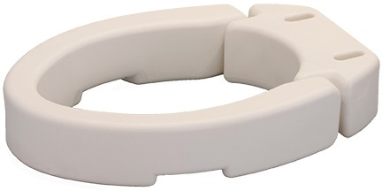 Nova Elongated Hinged Toilet Seat Riser