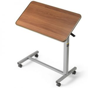 Invacare Tilt-Top Overbed Table