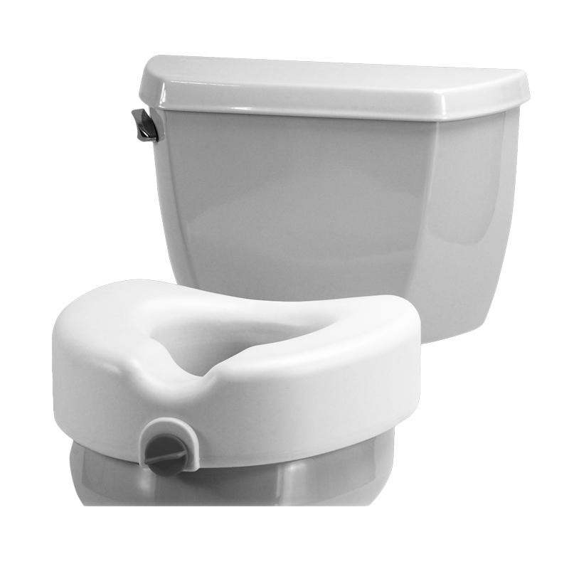 Nova Locking Raised Toilet Seat