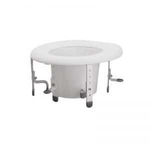 Nova Adjustable Raised Toilet Seat