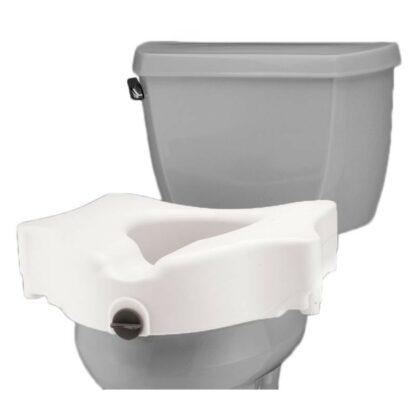 Nova Locking Raised Toilet Seat