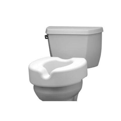 Nova Raised Toilet Seat Non Locking
