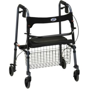 Nova Cruiser De-Light Folding Walker - 2 Colors