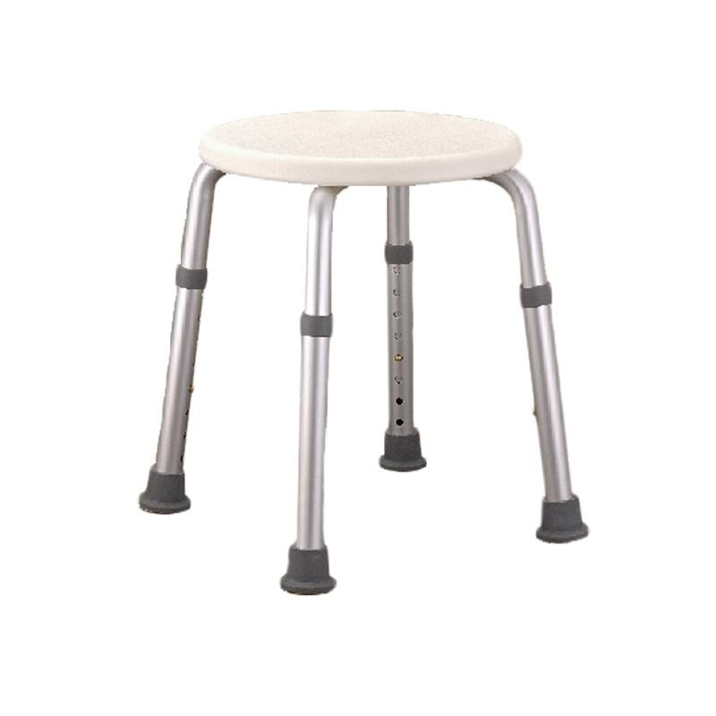 Nova Shower Chair and Commode with Wheels - McCann\'s Medical