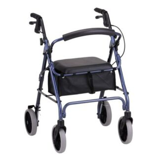 Nova Zoom 22 Rolling Walker - 6 Colors