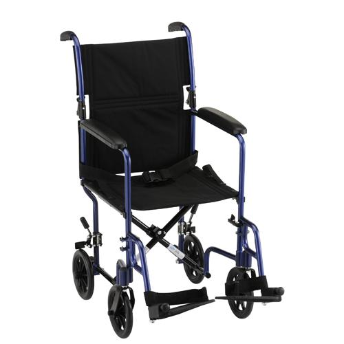 Nova 19  Lightweight Transport Chair With Fixed Arms  sc 1 st  McCannu0027s Medical & Nova 20