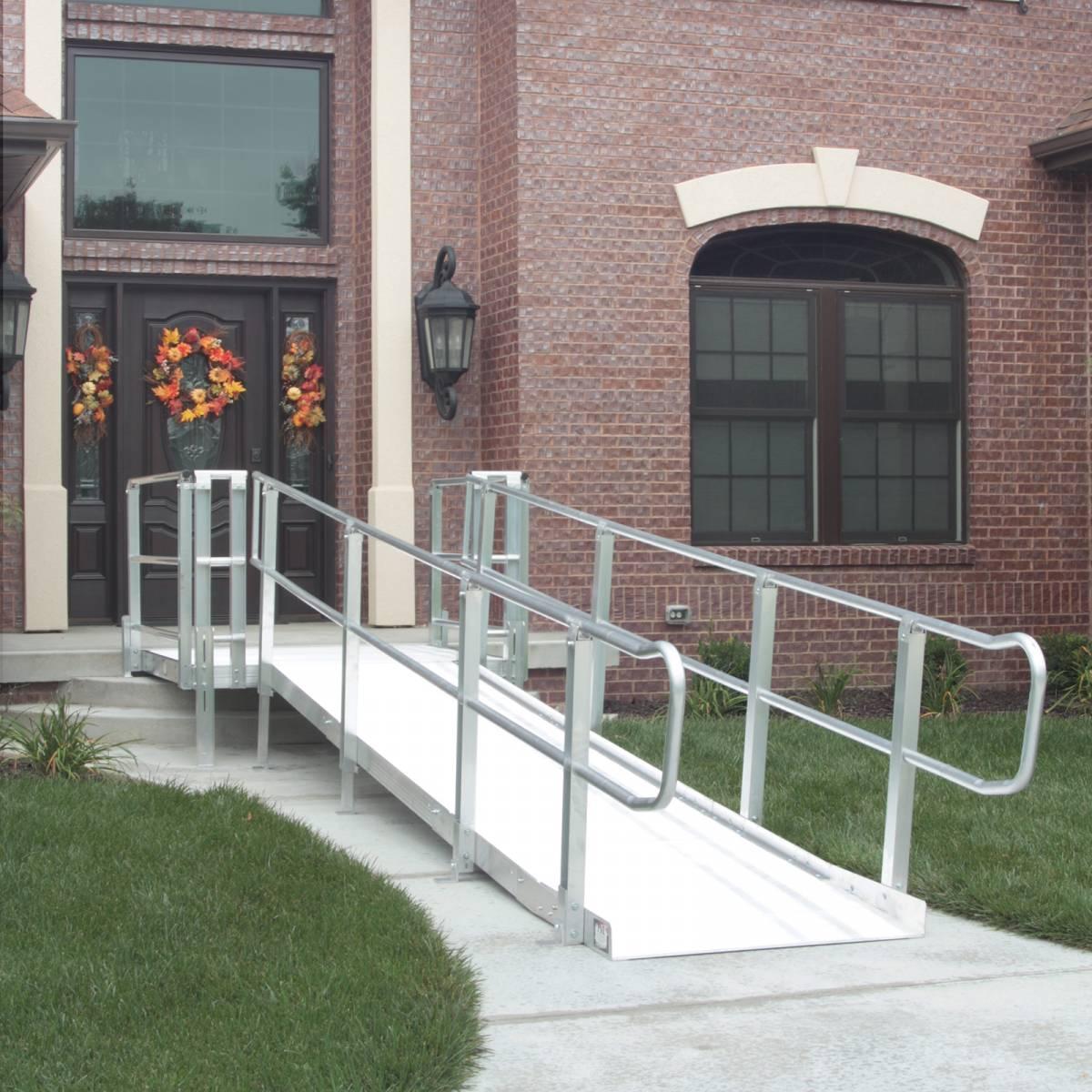 buy modular ramps from McCann's Medical