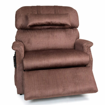 Comforter Wide series lift chair from golden