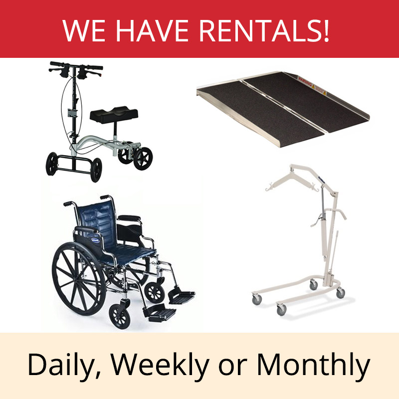 Medical Equipment Rental - McCann's Medical
